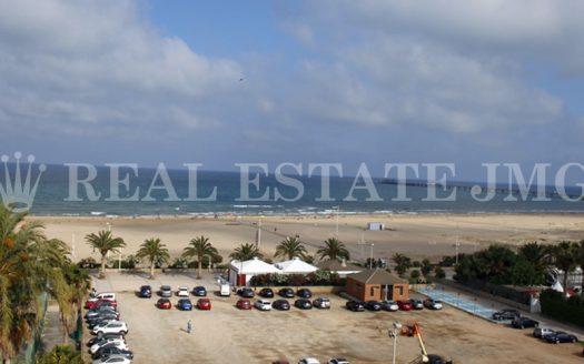 Apartamento en alquiler en primera línea de playa de Puerto de Sagunto
