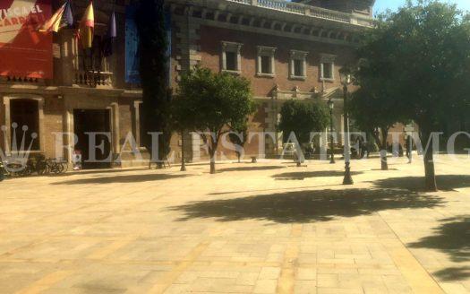 Piso en alquiler o venta en el centro de Valencia