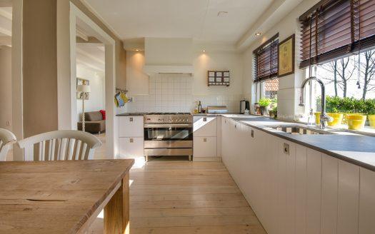 Ideas para dar un nuevo look a la cocina de tu piso de alquiler en Puerto de Sagunto