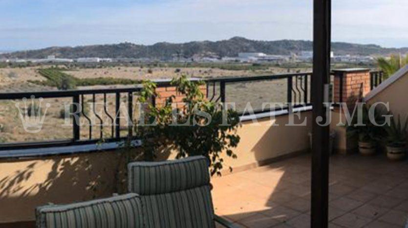 Ático dúplex en venta en zona Vall d'Uixó. Inmobiliaria Vall d'Uixó.