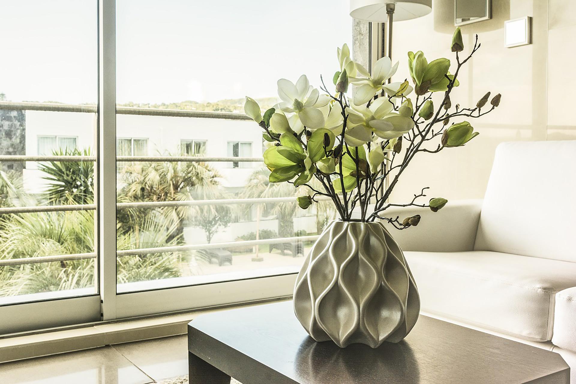 ¡Decora tu piso de alquiler para la primavera!