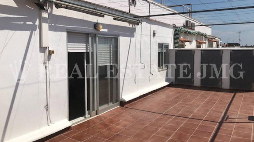 Ático en Puerto de Sagunto en venta. Inmobiliaria Puerto de Sagunto.
