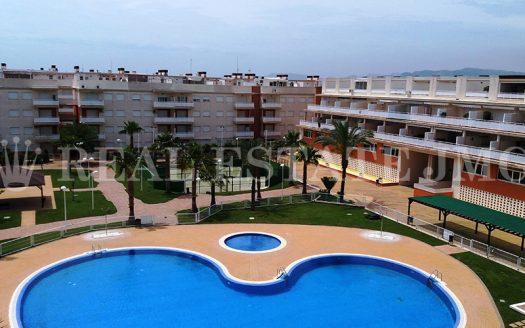 Ático dúplex en Almenara Playa. Inmobiliaria Almenara Playa.