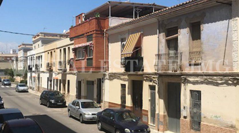Piso bajo en Puerto de Sagunto. Inmobiliaria Puerto de Sagunto.