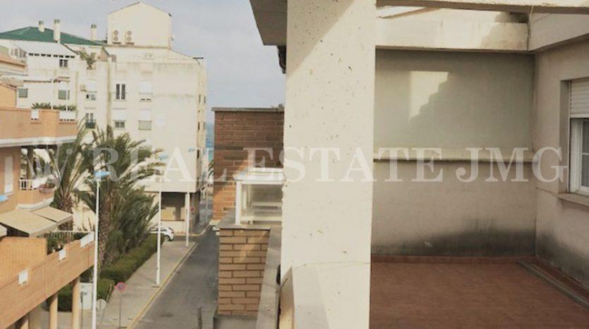Ático en venta Puerto de Sagunto. Inmobiliaria Real Estate.