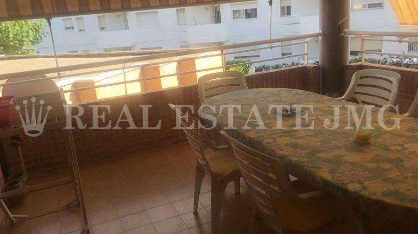 Apartamento en playa de Canet d'en Berenguer. Inmobiliaria Canet.