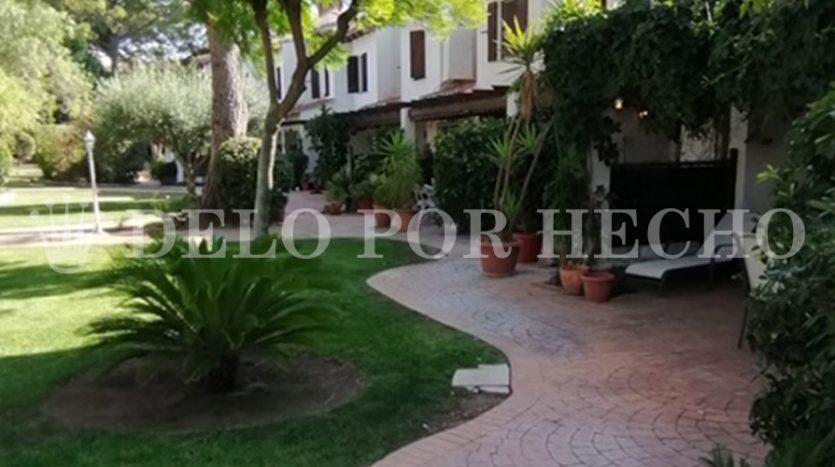 Adosado en venta en La Eliana. Inmobiliaria Puerto Sagunto.
