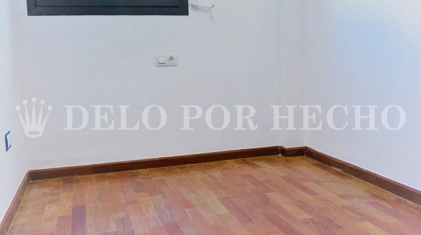Ático calle Luis Vives Puerto Sagunto. Inmobiliaria Delo Por Hecho.
