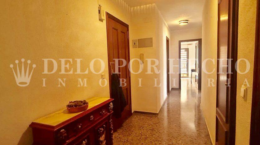 Venta de piso exterior en Sagunto.Inmobiliaria Delo por Hecho.